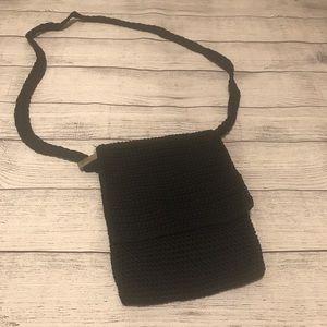 The SAK Crossbody Bag Black